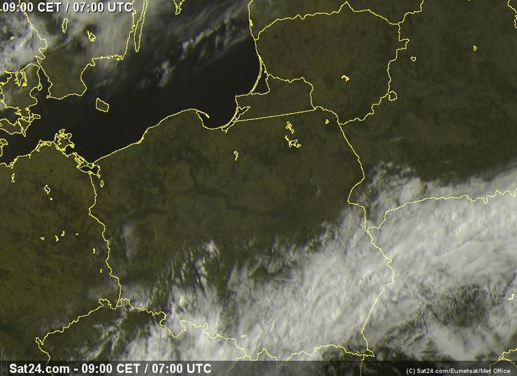 Prognoza Pogody Na Majowke Pogoda W Polsce Pogoda
