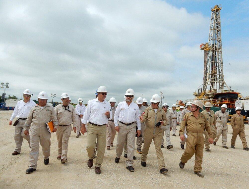 Nowe złoża ropy w Meksyku