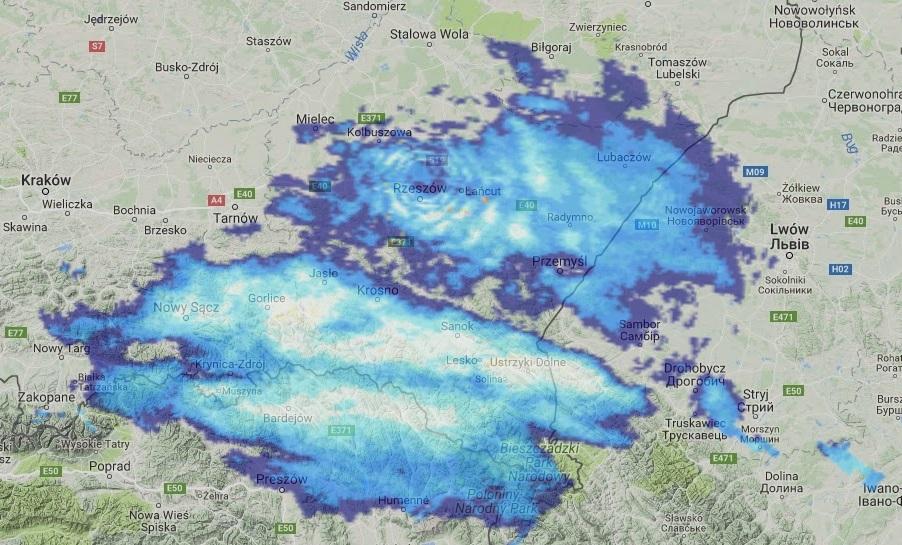 Anomalie W Wynikach Pomiarow Radarowych Czym Sa Spowodowane